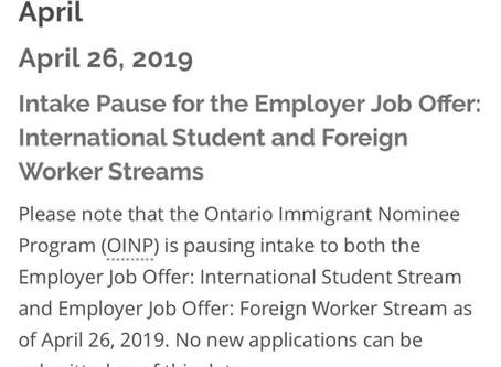 安省提名国际学生/国外劳工雇主担保通道关闭后,这个城市一夜之间火了