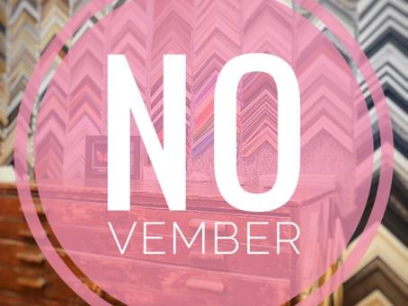 Lockdown 2.0 - November Closure :(