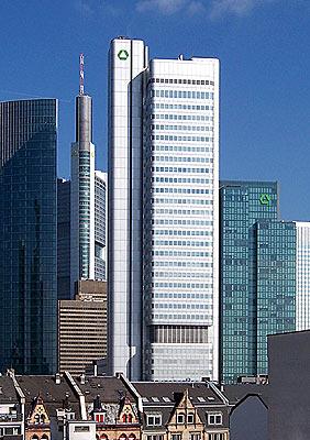 Frankfurt Silvertower