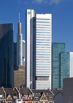 Frankfurt Silvertower/Refurbishment