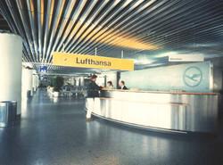 Design Freshup Deutsche Lufthansa