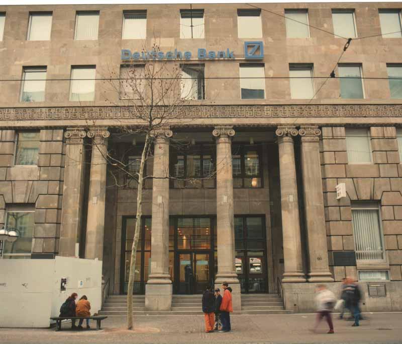 Deutsche Bank Karlsruhe - Umbau