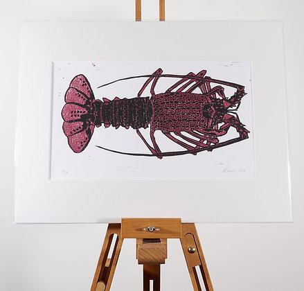 Lobster (unframed print)