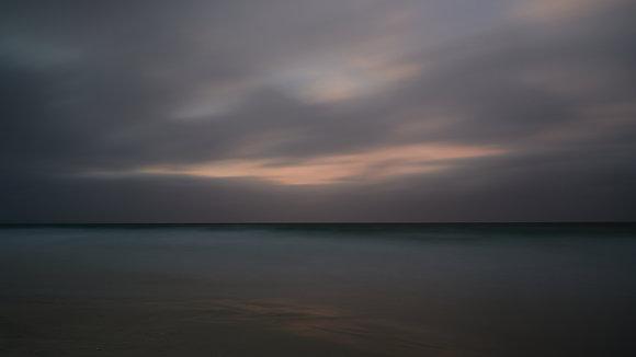 Framed Sunset V