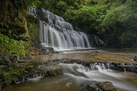 Purakanui Falls (Catlins)