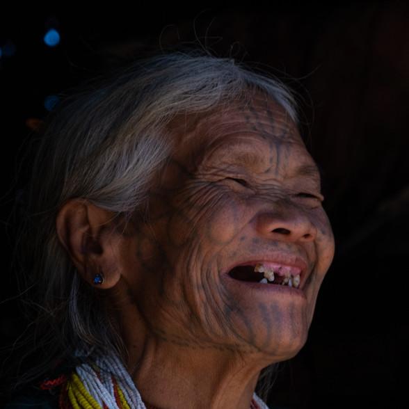 Elder 2, Chin State, Myanmar