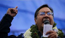 Aplastante triunfo del MAS en la comunidad boliviana de Viedma