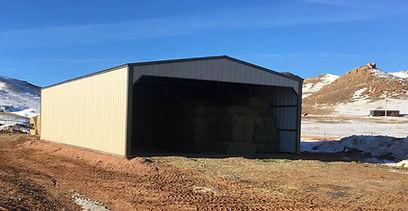 hay storage, barn, vehicle storage