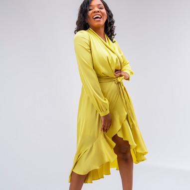 Model: Nancy Muyunda