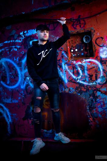 Model: Gianni Gonzalez
