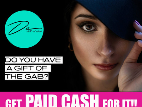 The easy way to get PAID CASH for your gift of the GAB over christmas!!