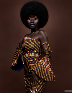 Model: Nyima Sanyang