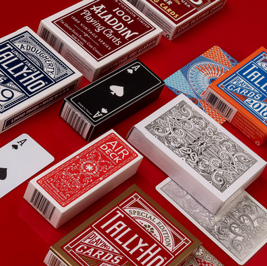 Card Deck Assortments
