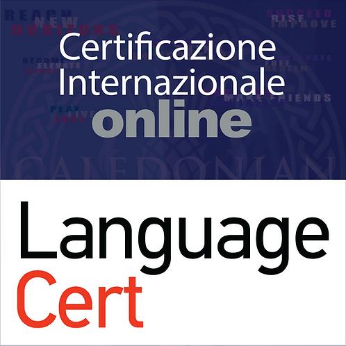 LanguageCert Online