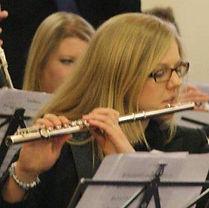Pam Palmer Flautist