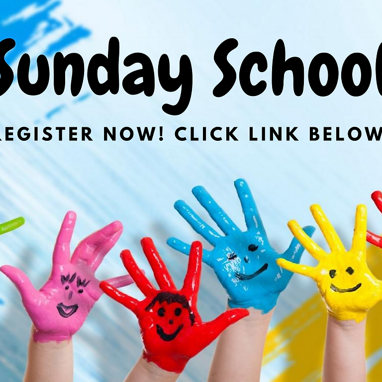 Sunday School Teacher Signup