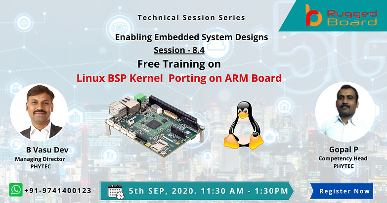 Embedded System Architechture & eLinux B