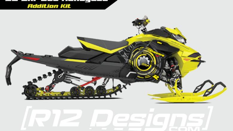 2022 Ski-Doo Renegade Addition Kit