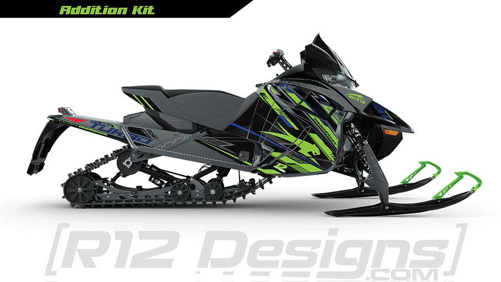 2022 Thunder Cat Addition Kit