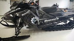 Bowen's 850