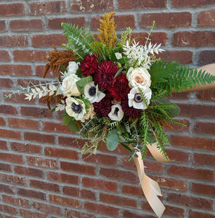 Woodsy Fall Bouquet