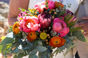 Summer Peony Punch Bouquet