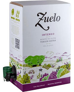 ACEITE ZUELO INTENSO BAG IN BOX x 2 LTS.