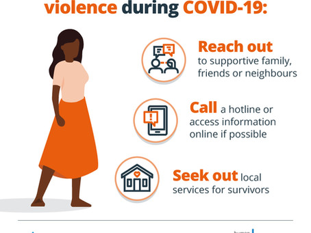 How COVID-19 Can Put Women at Greater Risk for Violence