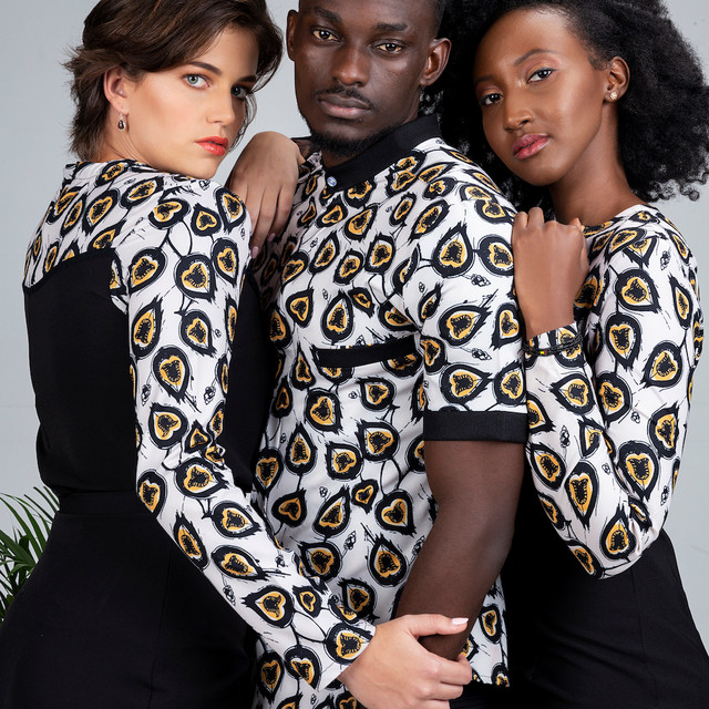 JIDEKA African Fashion brand