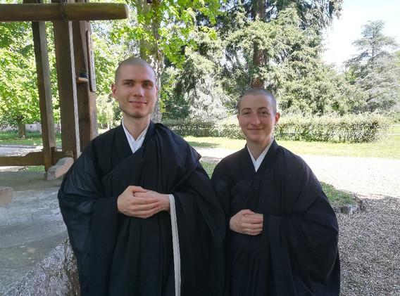 Tenryu et Myoren