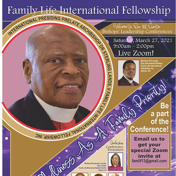 Pursue Godliness As A Family Priority Zoom Conference