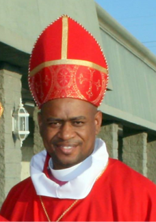 Bishop Anthony K. Wright