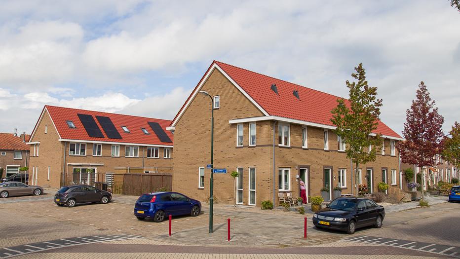 12 woningen Oranjebuurt Hardinxveld