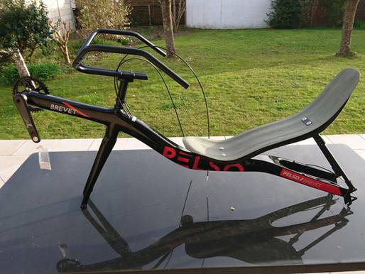 Nouveau vélo couché, le PELSO Brevet