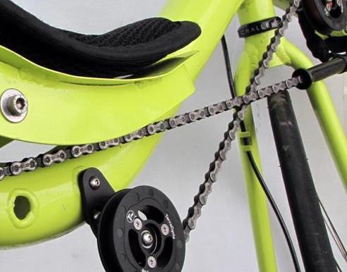 Personnalisez votre vélo couché