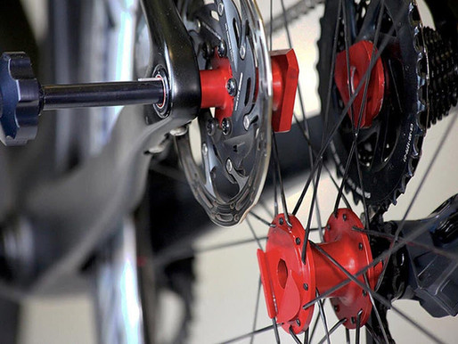 Le vélo inspire les inventeurs