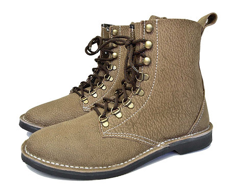Vellies Hiker Classic Taupe