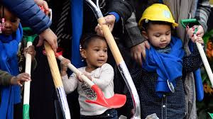 STATE-OF-THE ART EARLY CHILDHOOD EDUCATION CENTER BREAKS GROUND ON MARYGROVE CAMPUS