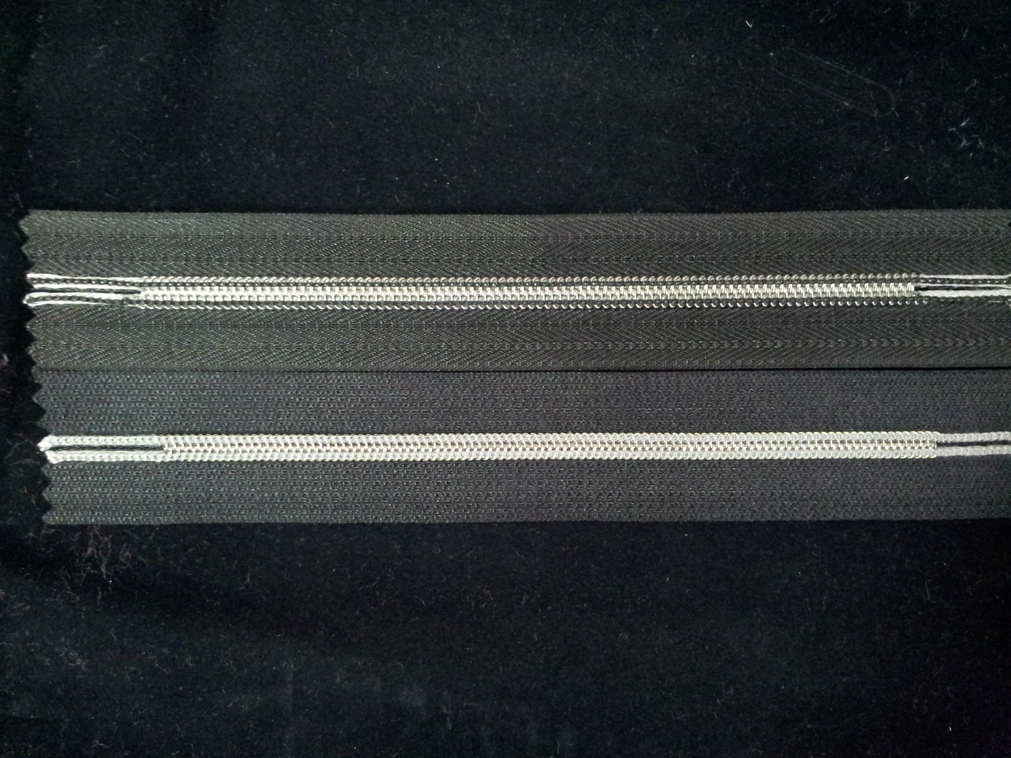 Спираль Тип 5 и Тип 8 со звеном Темный Никель.jpg
