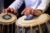Alexandre Brun, Musique du monde, Tablas, Clermont-Ferrand,