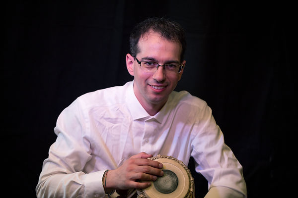 Alexandre Brun musicien de musique du monde, Tablas, Flûte bansuri... Clermont-Ferrand