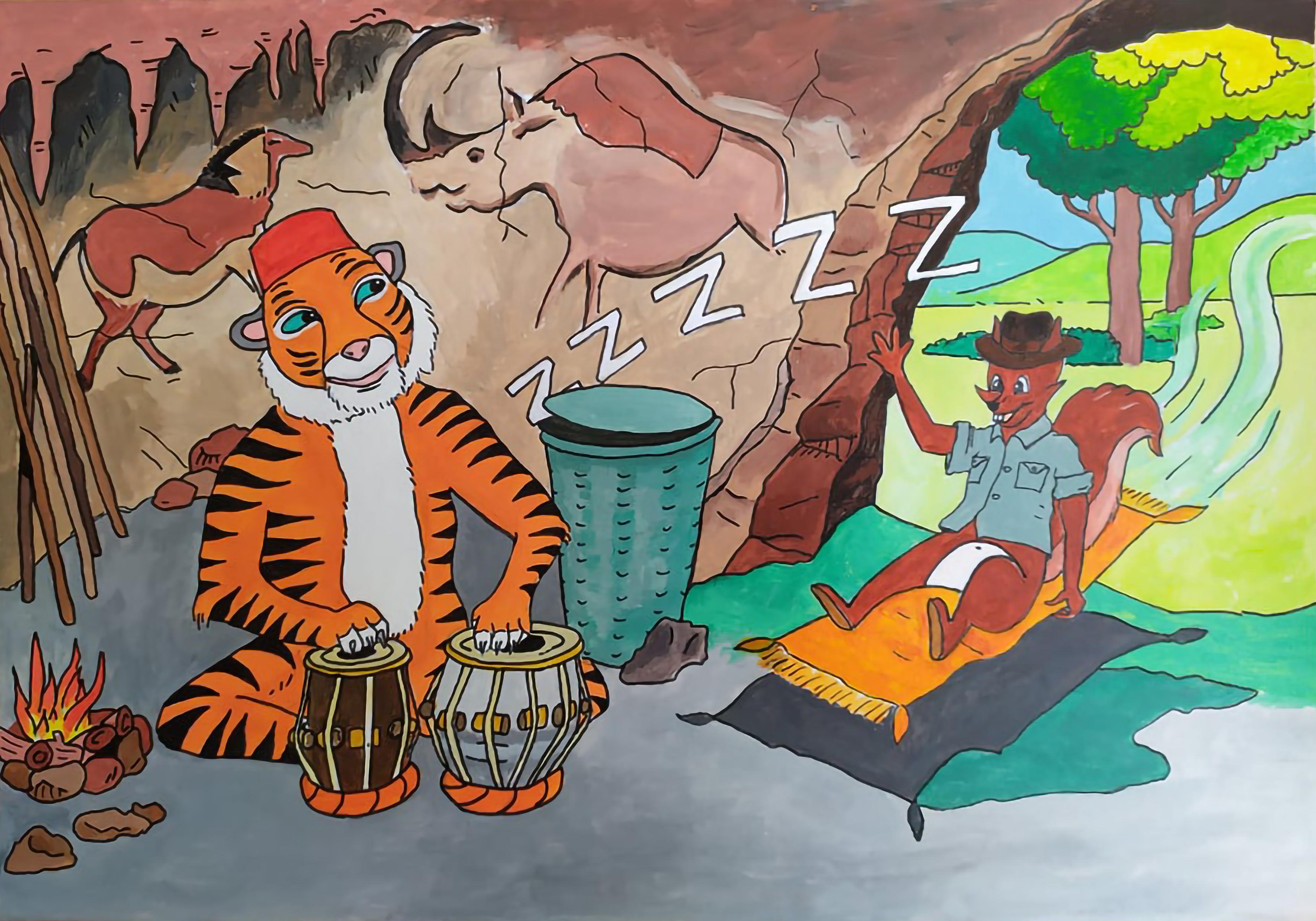 8 tigre