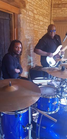 Devon n His Band Member