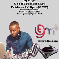 DJ Gigz Good Vybz Fridays