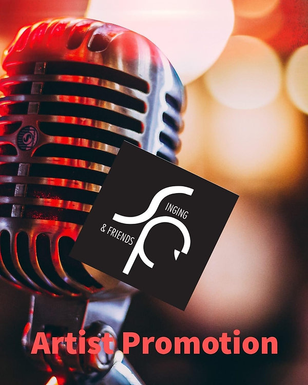 Artist Promotion Packages