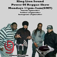 King Lion Sound With Power Of Reggae Show