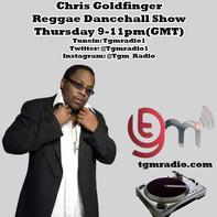 Chris Goldfinger Reggae Dancehall Show
