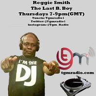 Reggie Smith The Last B. Boy