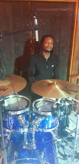 Devon n drums, dangerous combo