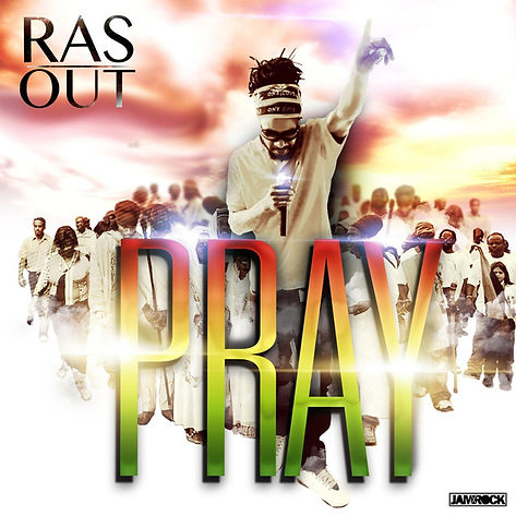 Was Out - Pray Cover